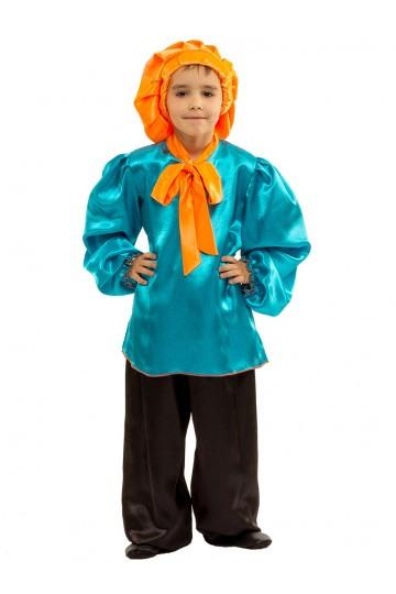 Карнавальный костюм художника на праздник  (4-8 лет)
