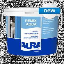 Aura Luxpro Remix Aqua 2,5л - Акриловая декоративная эмаль
