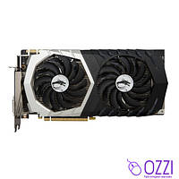 Відеокарта MSI GeForce GTX 1070 QUICK SILVER 8G OC, фото 1