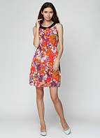 7926 Платье женское коралловое: imprezz.com.ua