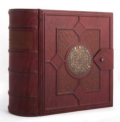 Кожаная Книга-бар 516-07-02