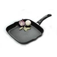 Сковорода гриль Ballarini Positano (индукция) 28*28 см 939F-A.28