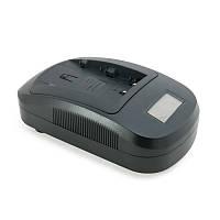 Зарядное устройство ExtraDigital DC-100 для Panasonic DMW-BCA7, CGA-S001 серии, Leica BP-DC2 (LCD)