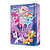 LP17-210 Папка картон для тетрадей на резинках В5 KITE 2017 My Little Pony 210
