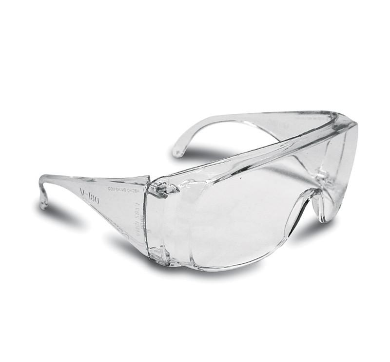 Очки, защитные, Wide, прозрачные