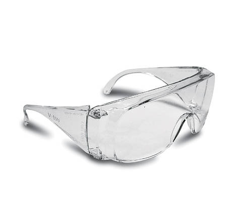 Очки, защитные, Wide, прозрачные, фото 2