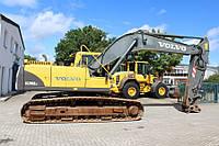 Гусеничный экскаватор Volvo EC 290 BLC