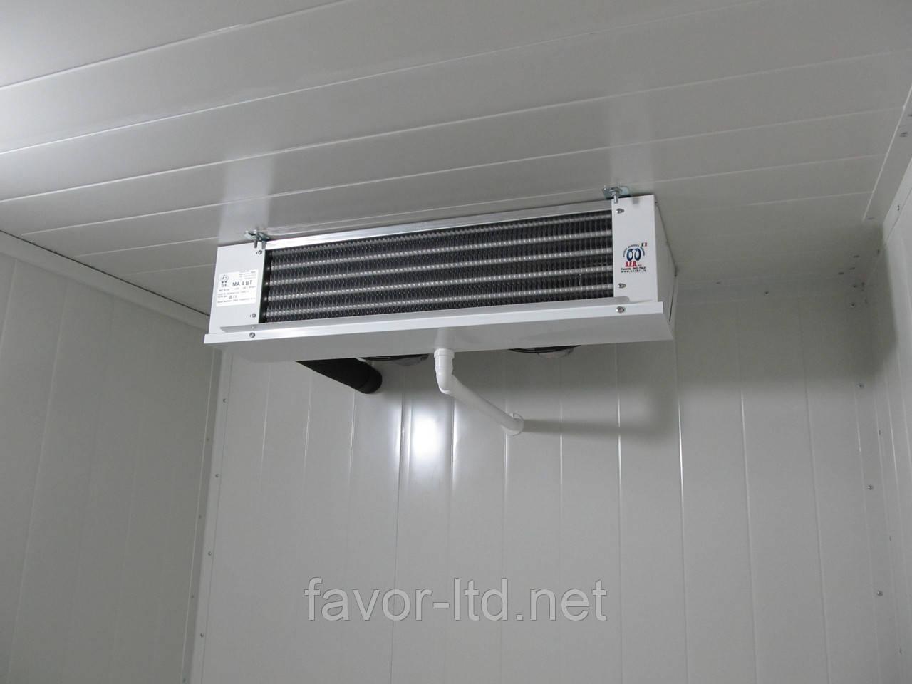 Холодильная камера для хранения ягод