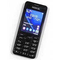 Мобильный телефон Nokia N206 (2 SIM) 2.45'' 0,3 Мп FM black черный Гарантия!