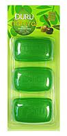 Косметическое мыло Duru Natural Olive Oil Оливковое масло 3х100
