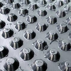 Шиповидная геомембрана - Ventfol 400 (Standart)