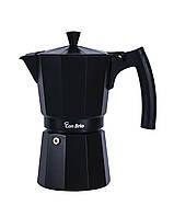 Гейзерная кофеварка 450 мл 9 порций Con Brio СВ-6409