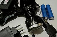 Налобный фонарик BL 931 COB