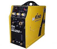 Инверторный сварочный полуавтомат KIND MINI MIG-200