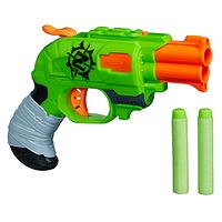 Бластер Hasbro Nerf Зомби Страйк Двойной удар (A6562)