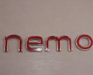 Логотип надпись Nemo (c задней двери) б.у., 866625, Citroen Nemo 2008-