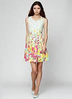 8152 Платье женское белое: imprezz.com.ua