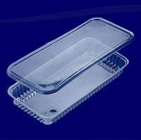 Одноразовый контейнер 600мл/336+336PK