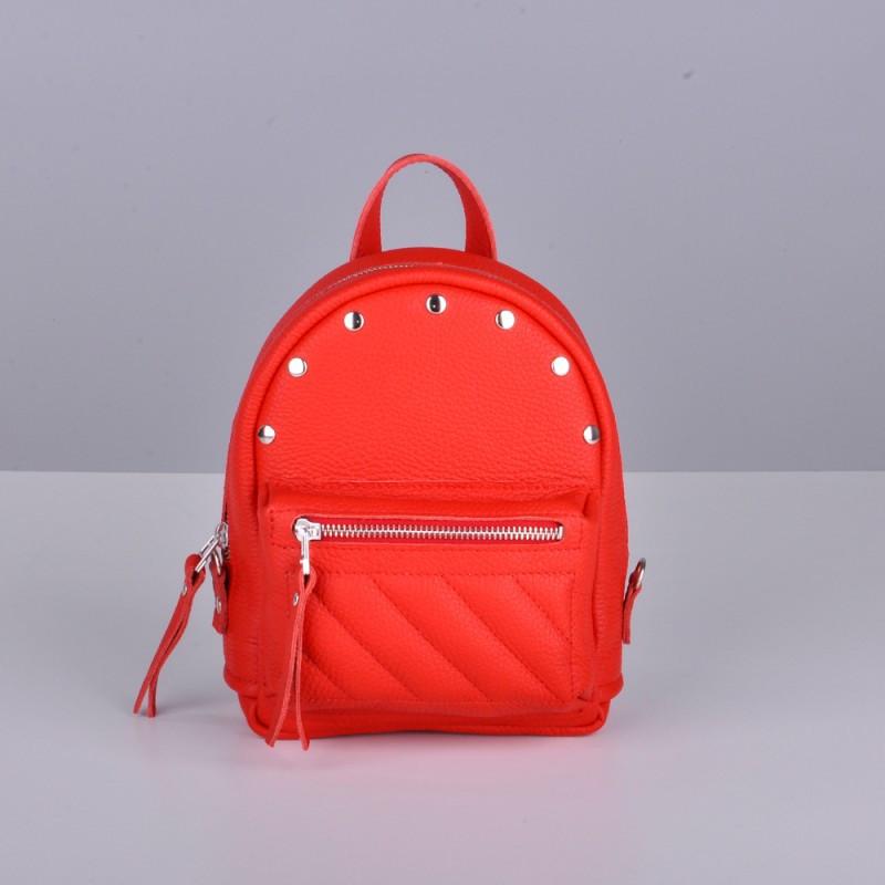 cb64d9c8d8e1 Кожаный мини рюкзак Baby Sport Soft молодёжный от интернет-магазина ...