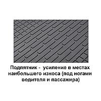 Автомобильные коврики Stingray Volvo V70 2007-