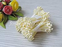 Тайские тычинки молочные, каплевидные, фото 1