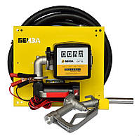 Мобильная заправочная станция для дизельного топлива Бенза 12-40 с расходомером, 12 В, 40 л/мин