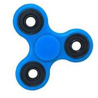 Спиннер Tri Fidget (Голубо-Черный)