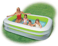 Детский надувной бассейн Intex 56483