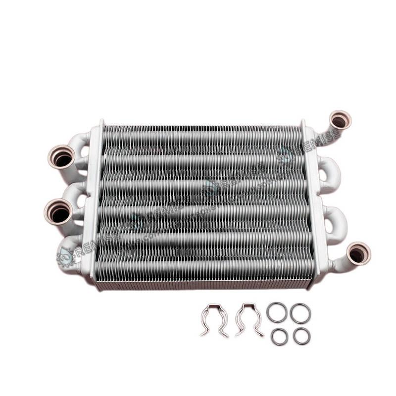 Теплообменник ferroli 39819540 Кожухотрубный испаритель Alfa Laval DXT 200 Комсомольск-на-Амуре