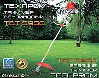Бензокоса Техпром 5950 (3 ножа/2 бабины)
