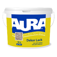 Aura Dekor Lack 0,75л - Фасадный лак для камня