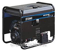 Трехфазный бензиновый сварочный генератор SDMO Weldarc 300 TDE XL C (7 кВа)