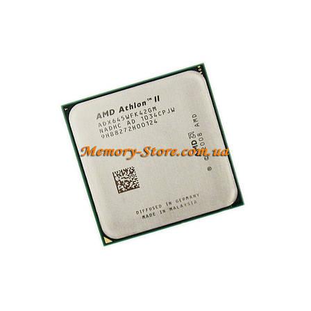 Процессор AMD Athlon II X4 645 3.1GHz, 95W + термопаста GD900, фото 2