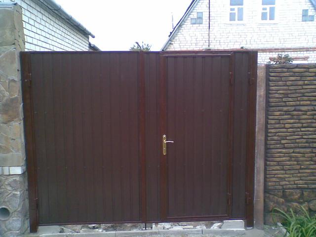 ворота купить Харьков