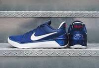 Баскетбольные кроссовки Nike Kobe AD Team Blue, фото 1