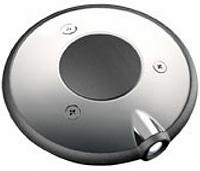 Фонарик карманный  58х16мм  (Оі) сталь, серебристый Dalvey D00576.