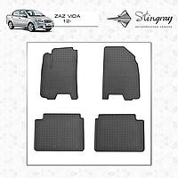 Автомобильные коврики Stingray Zaz Vida 2012-