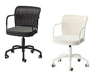 Кресло стул офисное вращающееся IKEA GREGOR