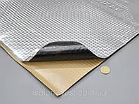 Виброизоляция для автомобиля Викар FA 3,5 (0,9x0,6м), вибропоглощающий бутилкаучуковый материал