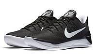Баскетбольные кроссовки Nike Kobe AD Black/White, фото 1