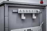 Передвижная тележка с тумбочкой для анестезиолога. Herman Miller Ct 142 Emergency Cart, фото 10