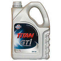 FUCHS TITAN GT1 5W40 XTL - моторное масло синтетика - 4 литра.