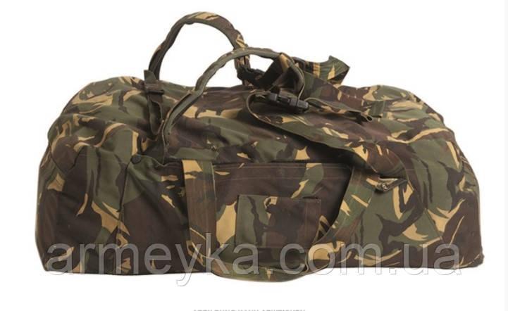 Транспортная сумка-рюкзак 100 L в расцветке DPM. ВС Голландии, оригинал.