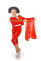 "Детский костюм ""Испанский тореадор"",  рост 110-120"