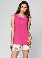 7994 Блуза женская розовая: imprezz.com.ua