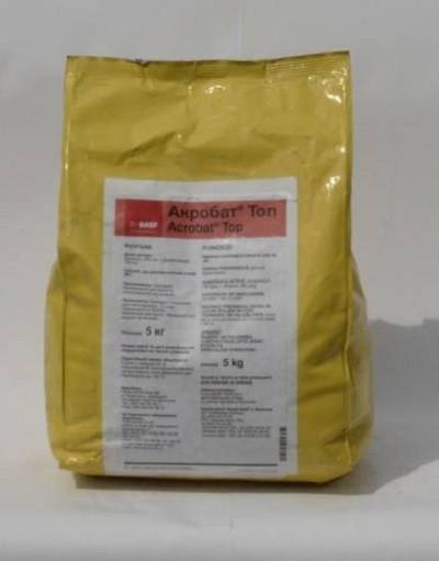 Акробат Топ 5 кг фунгицид, BASF