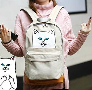 Рюкзак с котом