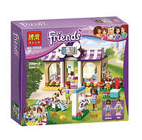 Конструктор Bela серия Friends / Подружки 10558 Детский сад для щенков (аналог Lego Friends 41124)