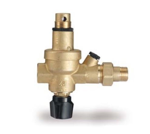 Клапан подпитки для систем отопления