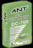 DС-760 Сухая смесь для гидроизоляции пола